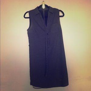 The limited Ashton polkadot dress